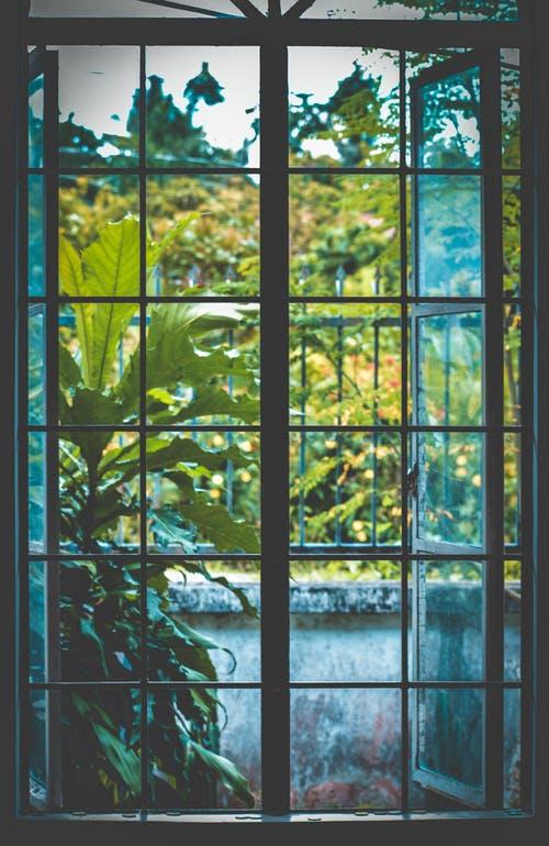 Glazen raam