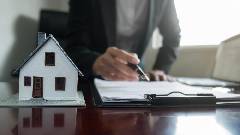 vastgoed hypotheek